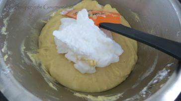 Gâteau marbré zèbre 10