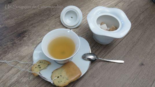 Sablés sachets de thé 23