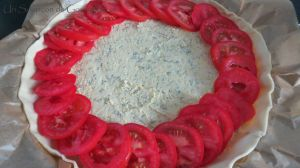 Tarte aux tomates et amandes 12