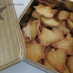 Petits gâteaux de Noël aux amandes