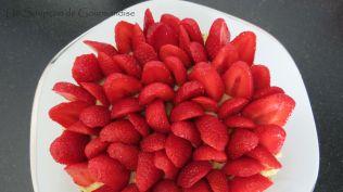 Tarte aux fraises 27