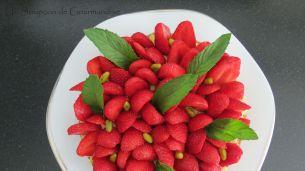 Tarte aux fraises 33