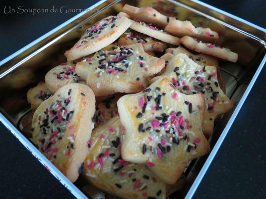 Petits gâteaux au beurre 13